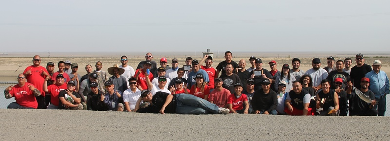 FishAholics Group Photo Aqueduct