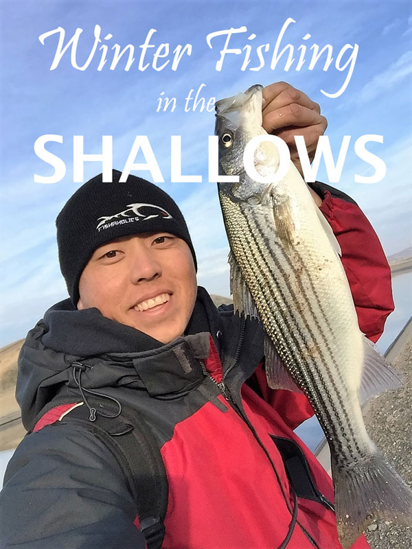 Winter Fishing In The Shallows