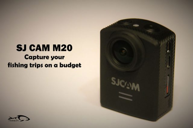 SJ CAM M20: Capture your fishing trips on a budget