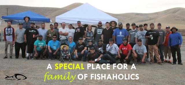 A Special Place For A FAmily Of FishAholics