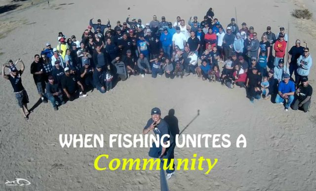 When Fishing Unites A Community